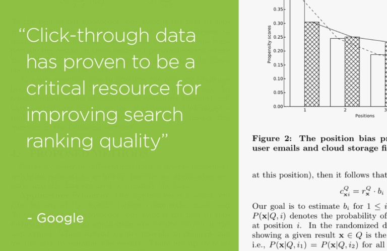 цитата из исследования Google